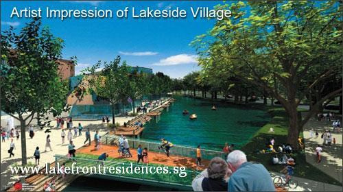 Lakefront Condo Lakeside Village